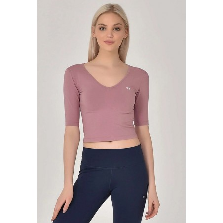 PULL BILCEE FEMME ROSE POUDRE