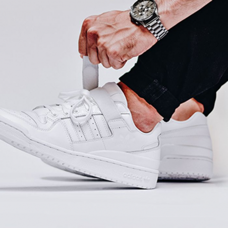 CHAUSSURES ADIDAS FORUM LOW...